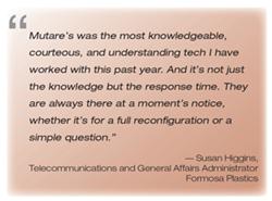 Formosa Plastics Quote