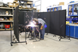 Screenflex Adds Portable Welding Screens to its Production Line -...
