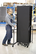 Portable Welding Screens are a great resource where safety and versatility is needed.
