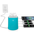 smartphone and tablet usb charging station