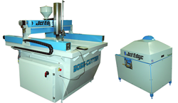 Boss-Cutter water jet