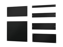 DCR Cool Shield Individual Blanking Panels solutions to fill empty spaces in server cabinets