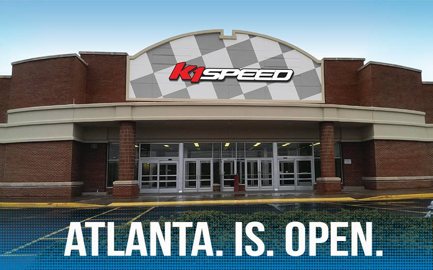 Go Karts Atlanta Ga >> K1 speed atlanta : Print Discount