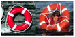New Line of Ring Buoys and Throw Lines Introduced for Top Life Saving...