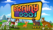 "Unique & Addictive New Puzzle App ""Brainy Dogs"" from Nilee Games..."