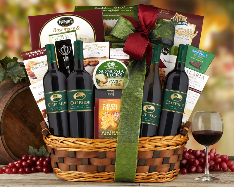 Wine Country Gift Baskets is a high quality brand that your loved one or Wine Country Gift Basket Bon Appetit. by Wine Country Gift Baskets. $ $ 39 95 $ FREE Shipping on eligible orders. out of 5 stars Product Features Wine Country Gift Baskets .