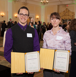 UMW Students Receive 2014 Marstel-Day Award for Innovation in Environmental Stewardship