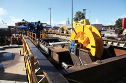 Oil States Houma Pull Test Facilities
