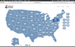 Interactive Responsive Map