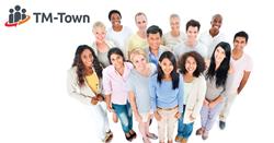 TM-Town is a patent-pending new translation enablement platform.