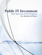 New Marketing Push of Book 'Public IT Investment' Gives Tools for IT...