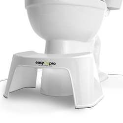 easyGOpro - ergonomic toilet stool.