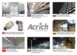 Rapid Expansion of the Highly-Efficient and Reliable Acrich Technology...
