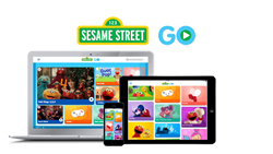 Access Sesame Street episodes, minisodes, games, and music videos across multiple devices