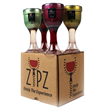 "Innovative Wine Entrepreneurs Secure Deal with Two Sharks from ABC's Hit Show ""Shark Tank"" with ZIPZ Wine Products"
