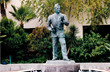 Nine Foot Bronze Statue of Dr. Hector at Texas A&M University-Corpus Christi