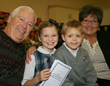 Students at Everest Academy are Grateful for Grandparents and their...