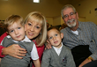 Grandparents are the special guests at for the day at Everest Academy in Lemont.
