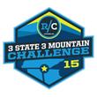 2015 3 State 3 Mountain Challenge Logo