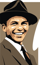 """December 12, 2014 """"Evening of Laughter and Memories of Sinatra"""" followed by a weekend 99th Birthday Bash celebrating the legendary entertainer Frank Sinatra."""