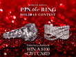 Firenze Jewels Launches Pin the Ring Contest and Holiday Jewelry Gift...