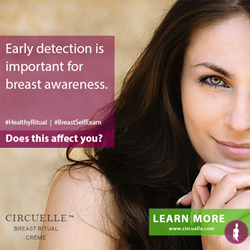 Circuelle provides 57,068 women a new healthy ritual for breast self-exams