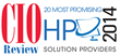 Evolven Software Selected by CIO Review for 20 Most Promising HP...
