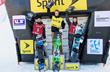 Taylor Gold Wins Grand Prix Snowboard Halfpipe Event - Copper Mountain, CO