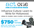 Put Down the Screenwriting Books and Learn from Working Hollywood...