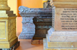 Bases of Roman Antique Architectural Models
