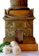 Neoclassical model of Vendome Column in Paris