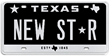 New Star Symbol Hits Texas Streets; Texans Now Have a New Option to...