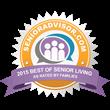 SeniorAdvisor.com Honors 2015 Best of Senior Living Award Recipients