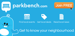 Parkbench - Get to know your neighbourhood