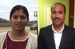 New ALOHA learning center owners in Arkansas - Dhana Lakshmi Varikunta and Murali Krishna Chittemsetty