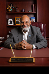 Dr. Rufus Glasper is the Chancellor of the Maricopa Community Colleges.