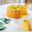 Orange Chiffon Cake for any celebration from The Calories In, Calories Out Cookbook.