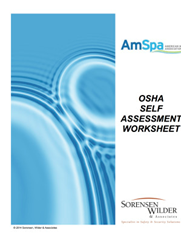 AmSpa/SWA OSHA Self-assessment Checklist for Medical Spas