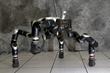 Velodyne HDL-32E sensor atop RoboSimian (photo credit: JPL- Caltech)