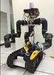 LiDAR sensor serves as RoboSimian's eyes (photo credit: JPL- Caltech)
