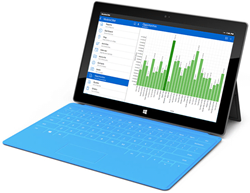 Resco Mobile CRM - new Windows Surface app