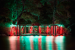 Arlie Gardens Lights Up Wilmington North Carolina for the Holidays