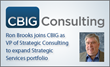 CBIG Consulting Retains Expert in Marketing Analytics and Competitive...