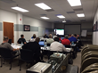 A packed Boon Edam Factory Training session