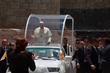 Popemobile Used in Bethlehem Donated to Franciscans of the Holy Land