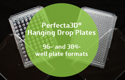 96- and 384-well Perfecta3D Hanging Drop Plates