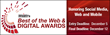 Final Entry Deadline for Min's Best of the Web & Digital Awards Is This Friday, Dec. 12