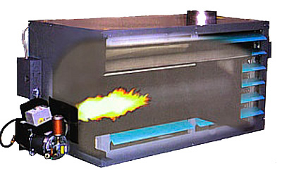 Omni Announces A New Line Of Waste Oil Heaters