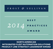 TouchStar Receives Frost & Sullivan 2014 Product Line Strategy...