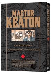 Master Keaton Vol. 1, long awaited series from award-winning Naoki Urasawa, debuts December 16th!